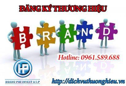 đăng ký thương hiệu tại Hà Nội